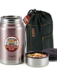 """Stainless Steel Vacuum Insulation Barrels, Stainless Steel , 9""""*4.1"""""""