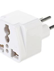 Switzerland Universal AC Adapter (White)