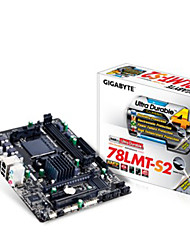 AMD 760 Motherboard for Digabyte GIGABYTE 78LMT-S2 DDR3 16g Desktop Computer Board