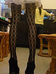 Women's Nylon Sexy/Bodycon Rimes
