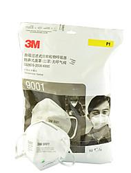 3M 9001 PM2.5 antipoussière Germproof respirateur (50 pièces / boîte)