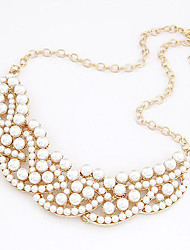 Women's Euramerican Luxury Pearls Necklace