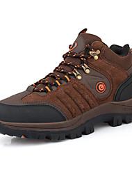 Homens Zhaizubuluo penas Frizzled impermeável Shoes resistência à derrapagem