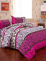 Mainstream Schiacciato Velour sole Mood Grande 4 PCS Set Bedding
