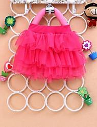 Girl's Chiffon/Cotton Skirt , Summer