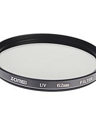 Camera Filter UV ZOMEI Professional (62 millimetri)