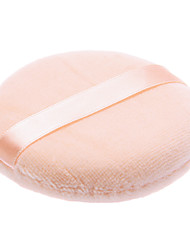 Makeup Storage Powder Puff Makeup Sponge 8*8*1.3 Pink