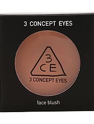 3 Concept Eyes  Face Blush (Orange Sugar) 4.5g