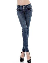 De las mujeres la edición de Han Mostrar Thin Pantalones