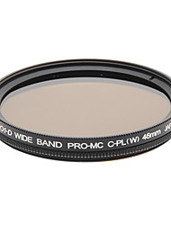 Filtre Nicna PRO1-D numérique large bande Slim Pro multicouches C-PL (46mm)