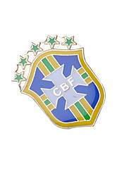 2014 World Cup Brazil National Team Badge