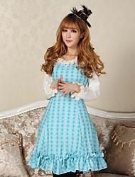 Belle princesse Lucky Star Lolita Robe chic Belle
