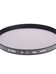 ZOMEI Camera ottici professionali Telaio MCUV Filter (82 millimetri)