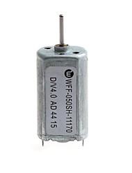 DIY WFF 050-235403 DC Brinquedo / HM Micro Motor - Silver Grey