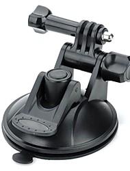 КТ-X80180 ° конной вращения Car PC держатель с 80-мм диаметром присоской для GoPro Hero 2/3/3 +
