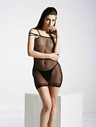 Menina Transparente Hot Body-Stocking Sexy uniforme de Nylon Mulheres