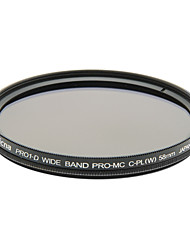 Nicna PRO1-D Digital Filter Wide Band Slim Pro Multicoated C-PL (58mm)