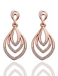 Meles Originality Leaf Elegant Hot Sell Earrings