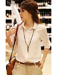 Women's Sweet Lovely Office Lady Blouse