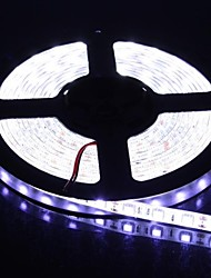 300x5050 72W 2000LM IP65 Waterproof White Light LED Light Strip (5-Meter/DC 12V)