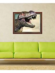 3DThe Dinosaurier-Wandaufkleber Wandaufkleber