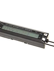 EC30 Car Voltage Temperature Digital Screen Display Clock