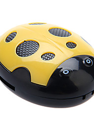 Coccinella Septempunctata Modelo Digital Mp3 Player