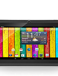7 polegadas Android 4.2 Tablet (Dual Core 800*480 512MB + 4GB)