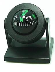 Réglage de boule de modèle de voiture Compass - Noir