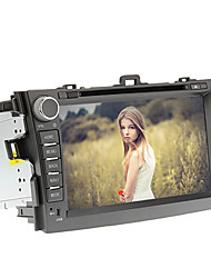 8-inch Android 4.1 2 DIN In Dash Car DVD Player for Honda Carola (2007-2012) with 3G,WiFi,BT,1080P,GPS