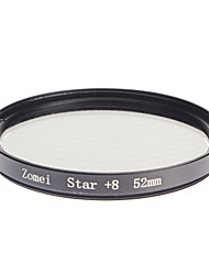 Zomei Kamera professionelle optische Rahmen Sterne 8 Filter (52mm)
