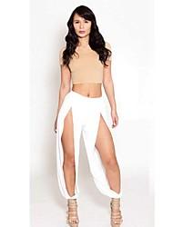 Hot venda duas peças das mulheres Bandage Jumpsuit