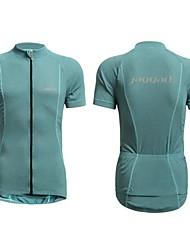 homens jaggad verão logotipo reflexivo bolso traseiro de manga curta camisa de ciclismo - a luz azul