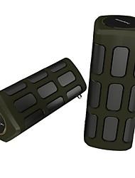 New 2 en1 7000mAh Mobile Power Président Bluetooth V2.1 haut-parleur noir / (Noir Vert) / jaune / gris