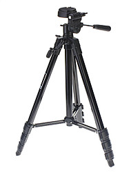 Light Weight Aluminum Tripod Mount / Stand for Camera and Camcorder(Black, 50cm, 0.75kg)
