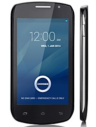"DOOGEE Collo3 DG110 4.0"" Android 4.2 3G Smartphone(Dual Core,IPS Screen,4GB ROM,GPS)"