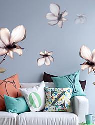 Muro Magnolia Floral adesivi