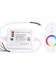 Toucher 216W Wireless RBG bande LED Controller avec récepteur