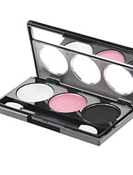 RULIX Crystal Bright Lasting 3 Colors Eye Shadow(NO:8655-01)