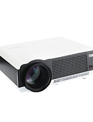 TIHO - WXGA 2800 Lumens LCD Projector with HDMI Input TV Tuner