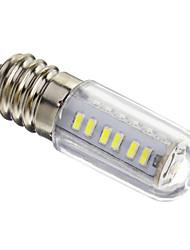 Bombillas LED de Mazorca Decorativa T E14 3W 25 SMD 3014 180-210 LM Blanco Fresco AC 100-240 V