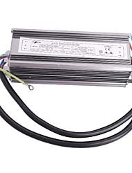 Driver de LED de 60W Waterproof IP66 10 Série 6 Paralela Fonte Converter (30-48V, 1800mAh)