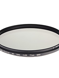 Filtre Zomei Professional Camera Super mince ND-Filter HD verre (77mm)