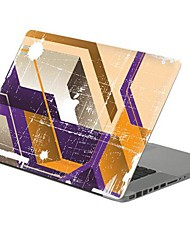 Geometric Pattern Skin Sticker for MacBook Pro With Retina Display