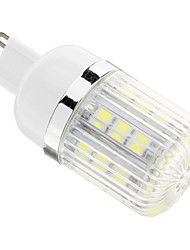 LED Mais-Birnen T G9 4W 400 LM 6000-6500 K 30 SMD 5050 Kühles Weiß AC 110-130 V