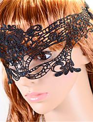 Classic Black Lace Headbands para as mulheres (preto) (1 Pc)