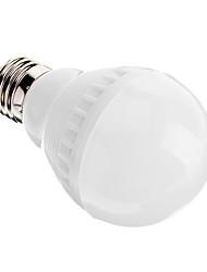 5W E26/E27 Ampoules Globe LED A60(A19) 18 SMD 2835 360-400 lm Blanc Froid Décorative AC 100-240 V
