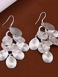 Meles Exaggerate 925 Silver Earrings