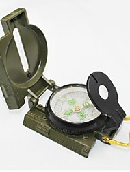 Marching militaire Duty Camping Compass avec échelle - Army Green