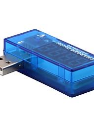 Mobile Power Current Power USB et USB Testeur de tension Courant de test